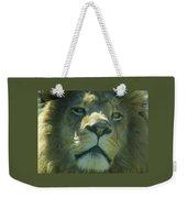 Leo,lion Weekender Tote Bag