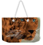 Leopard - Featured In The Group Wildlife Weekender Tote Bag