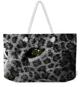 Leopard Within Weekender Tote Bag