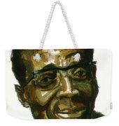 Leopold Sedar Senghor Weekender Tote Bag