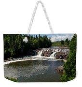 Lepreau Falls Weekender Tote Bag