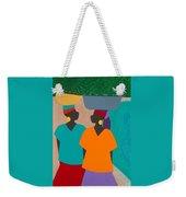 Les Femmes Weekender Tote Bag