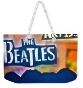 Let It Be Weekender Tote Bag