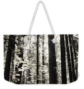 Let Nature Be Your Teacher Weekender Tote Bag
