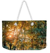 Let The Earth Arise Weekender Tote Bag