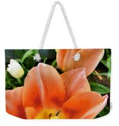 Lets All Dance For The Tulips Are Out Weekender Tote Bag