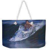 Let's Go Surfing Weekender Tote Bag