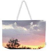 Let's Paint Weekender Tote Bag