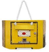 Letterbox Weekender Tote Bag