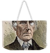 Levi Coffin (1798-1877) Weekender Tote Bag