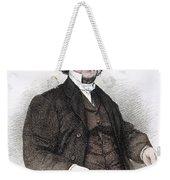 Lewis Tappan (1788-1873) Weekender Tote Bag