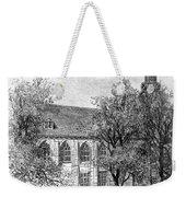 Leyden: University Weekender Tote Bag