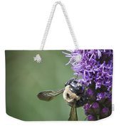 Liatris And Bee Squared 2 Weekender Tote Bag