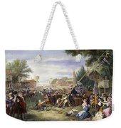 Liberty Pole, 1776 Weekender Tote Bag