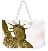 Liberty Up Close Weekender Tote Bag