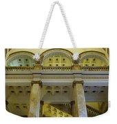 Library 4 Weekender Tote Bag
