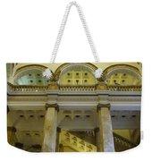 Library 6 Weekender Tote Bag