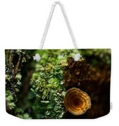 Lichen And Fungi 1 Weekender Tote Bag