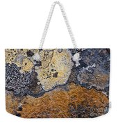 Lichen Pattern Series - 19 Weekender Tote Bag