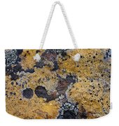 Lichen Pattern Series - 10 Weekender Tote Bag