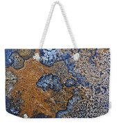 Lichen Pattern Series - 35 Weekender Tote Bag