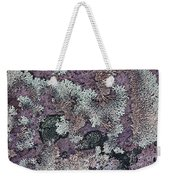 Lichen Pattern Series - 57 Weekender Tote Bag