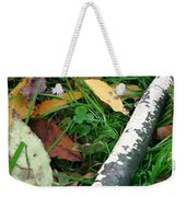 Lichen Recycling Weekender Tote Bag