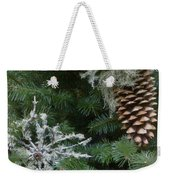 Lichen This A Lot Weekender Tote Bag