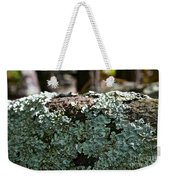 Lichens Lace Weekender Tote Bag
