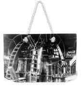 Lick Observatory, Meridian Instrument Weekender Tote Bag