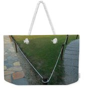 Lido Beach Venice Italy Weekender Tote Bag