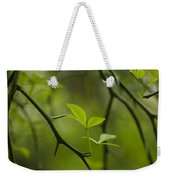 Life And Thorns Weekender Tote Bag