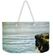 Life Is Bigger Weekender Tote Bag by Laurie Search