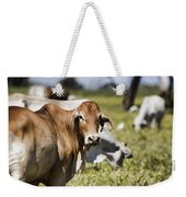 Life On The Farm Weekender Tote Bag
