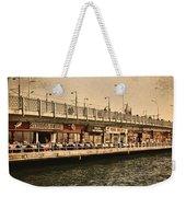 Life On The Water Weekender Tote Bag