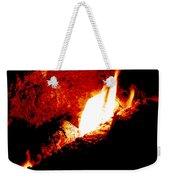 Light And Heat Weekender Tote Bag