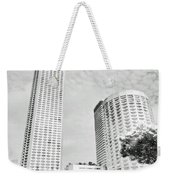 Light And Perspective Weekender Tote Bag