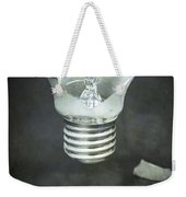 Light Bulb Weekender Tote Bag