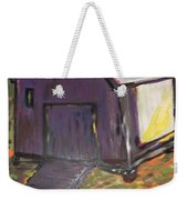 Light Cast Shadows Weekender Tote Bag