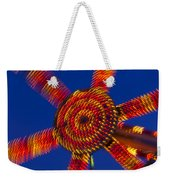 Light Dance Weekender Tote Bag