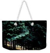 Light Forest Weekender Tote Bag