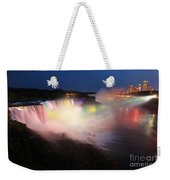 Light From The Canadians Weekender Tote Bag