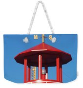 Light House On Coney Island Weekender Tote Bag