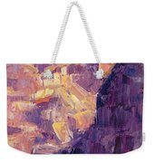 Light In The Canyon Weekender Tote Bag