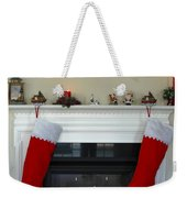 Light Of Christmas Weekender Tote Bag