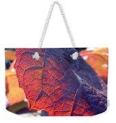 Light Of The Lifeblood Weekender Tote Bag