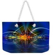 Light On The Water Weekender Tote Bag