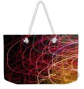 Light Painting 6 Weekender Tote Bag