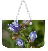 Light Purple Wild Penstemons  Weekender Tote Bag