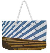 Light Struck Weekender Tote Bag